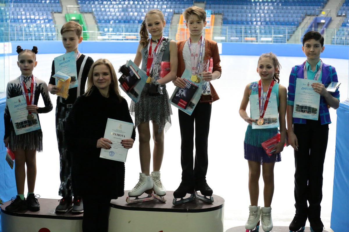 Чемпионат и Первенство Московской области по спортивным танцам на льду
